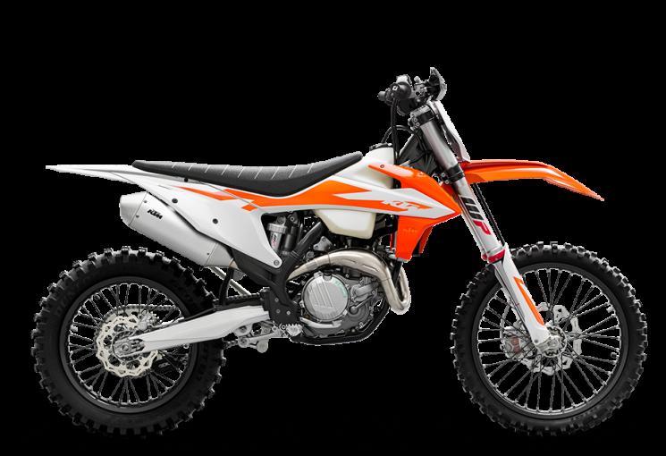 KTM 450 XCF-W 2020
