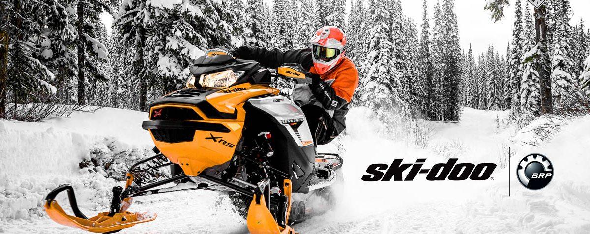Ski-Doo Snowmobiles