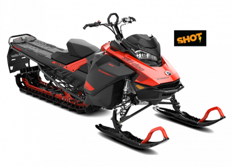 Ski-Doo Summit SP 2021
