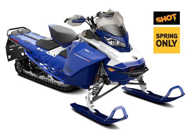 2021 Ski-Doo Backcountry X