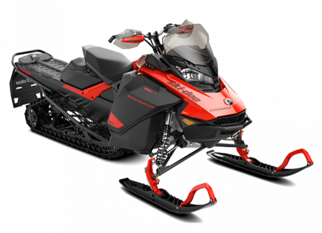 2021 Ski-Doo Backcountry