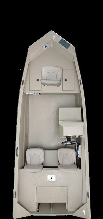 2020 Alumacraft MV1650 AW SC