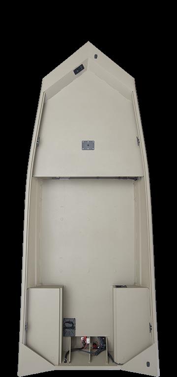 2020 Alumacraft MV1756 AW