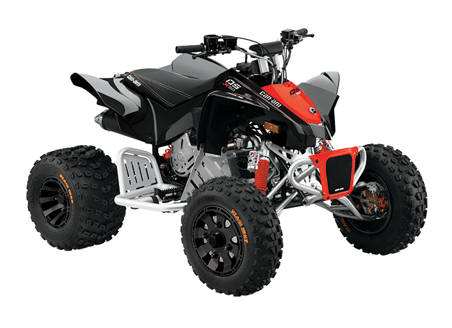 Can-Am DS 90 X 2021