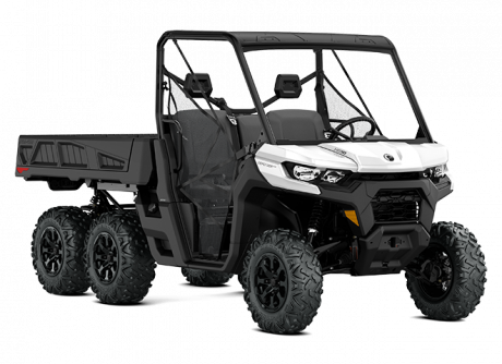 2021 Can-Am DEFENDER 6X6 DPS