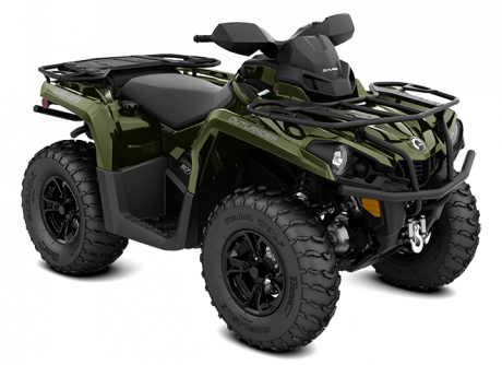 2021 Can-Am OUTLANDER XT 570
