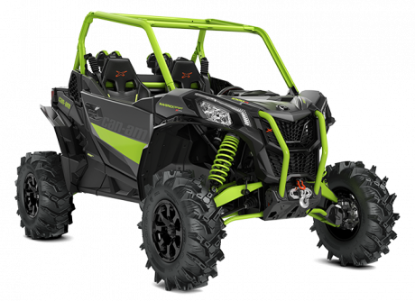 Can-Am MAVERICK SPORT X MR 2021