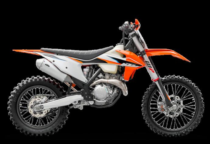 350 XC-F 2021