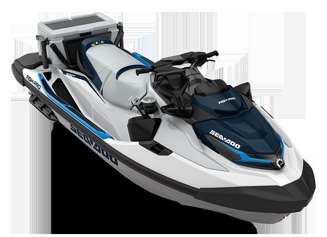 2021 Sea Doo FISH PRO 170
