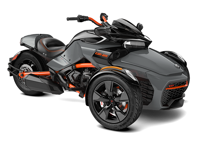 SPYDER F3-S SPECIAL SERIES 2021