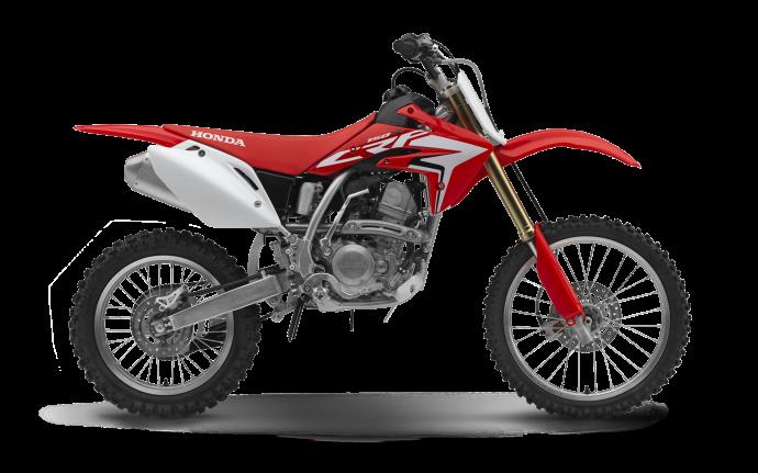 Honda CRF150R EXPERT Rouge extrême 2021