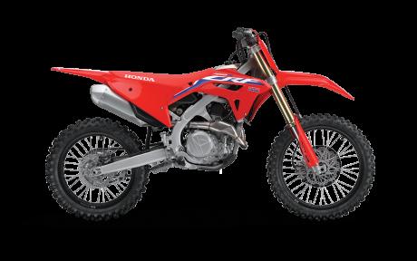 Honda CRF450R Rouge extrême 2021