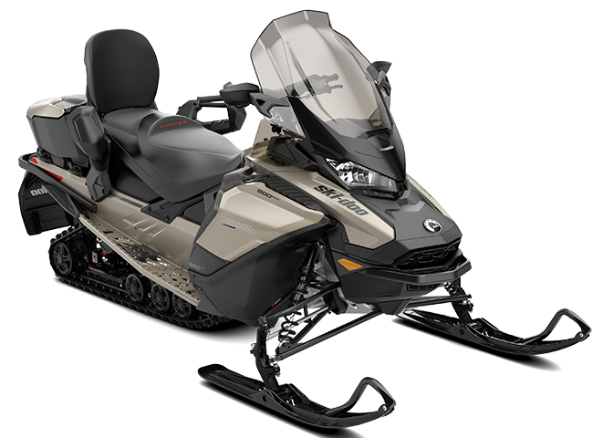 Ski-Doo Grand Touring Limited 2022