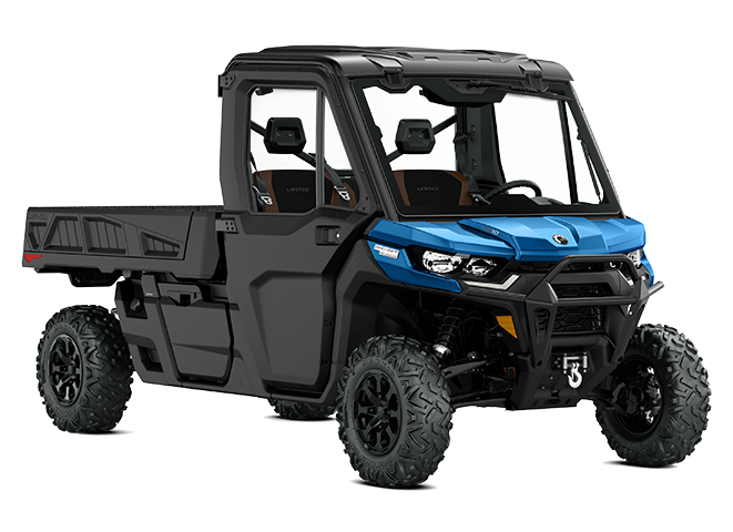 2021 Can-Am DEFENDER PRO LIMITED