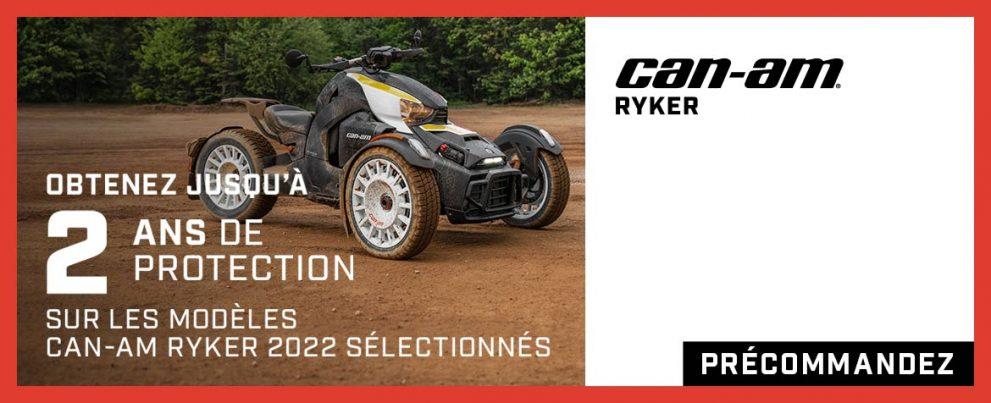 Ryker 2022