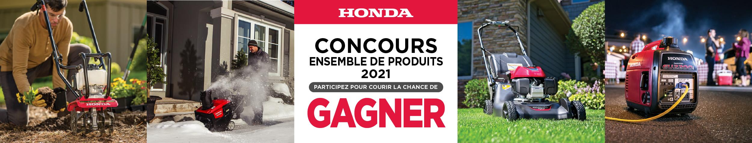 Concours Honda